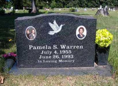 WARREN, PAMELA S - Perry County, Arkansas | PAMELA S WARREN - Arkansas Gravestone Photos