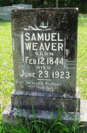 WEAVER, SAMUEL - Perry County, Arkansas   SAMUEL WEAVER - Arkansas Gravestone Photos