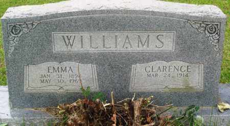WILLIAMS, CLARENCE - Perry County, Arkansas | CLARENCE WILLIAMS - Arkansas Gravestone Photos
