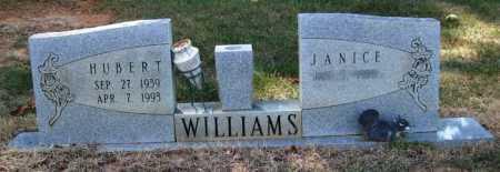 WILLIAMS, HUBERT - Perry County, Arkansas | HUBERT WILLIAMS - Arkansas Gravestone Photos