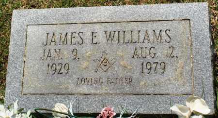 WILLIAMS, JAMES E - Perry County, Arkansas | JAMES E WILLIAMS - Arkansas Gravestone Photos