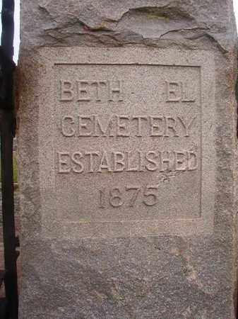 *BETH EL CEMETERY,  - Phillips County, Arkansas    *BETH EL CEMETERY - Arkansas Gravestone Photos