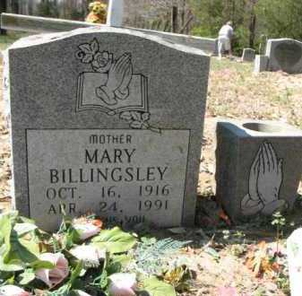 BILLINGSLEY, MARY - Phillips County, Arkansas | MARY BILLINGSLEY - Arkansas Gravestone Photos