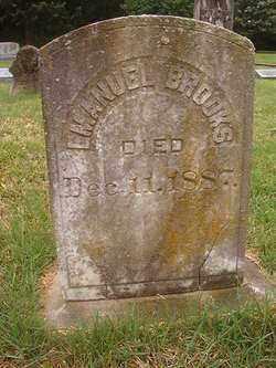 BROOKS, EMANUEL - Phillips County, Arkansas | EMANUEL BROOKS - Arkansas Gravestone Photos