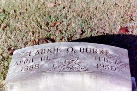 BURKE, LARKIE - Phillips County, Arkansas   LARKIE BURKE - Arkansas Gravestone Photos