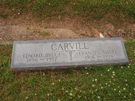 SHORT CARVILL, FRANCES - Phillips County, Arkansas | FRANCES SHORT CARVILL - Arkansas Gravestone Photos