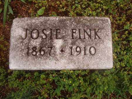 FINK, JOSIE - Phillips County, Arkansas | JOSIE FINK - Arkansas Gravestone Photos