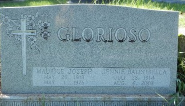 GLORIOSO, JENNIE - Phillips County, Arkansas | JENNIE GLORIOSO - Arkansas Gravestone Photos