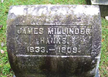 HANKS, JAMES MILLINDER - Phillips County, Arkansas   JAMES MILLINDER HANKS - Arkansas Gravestone Photos