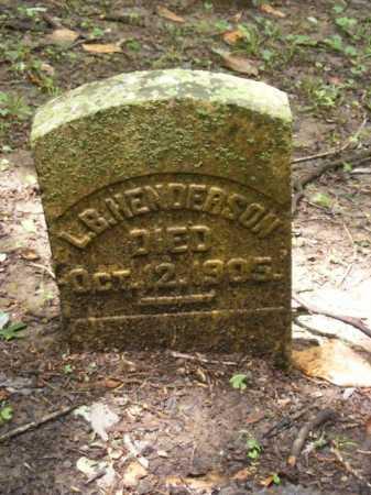 HENDERSON (VETERAN CSA), L G - Phillips County, Arkansas   L G HENDERSON (VETERAN CSA) - Arkansas Gravestone Photos