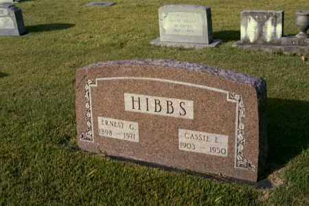 HIBBS, CASSIE ELIZABETH - Phillips County, Arkansas | CASSIE ELIZABETH HIBBS - Arkansas Gravestone Photos