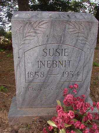 INEBNIT, SUSIE - Phillips County, Arkansas   SUSIE INEBNIT - Arkansas Gravestone Photos