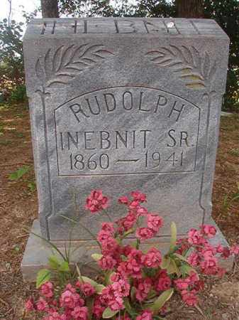 INEBNIT, SR, RUDOLPH - Phillips County, Arkansas | RUDOLPH INEBNIT, SR - Arkansas Gravestone Photos