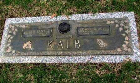 KALB, VAN SANT - Phillips County, Arkansas | VAN SANT KALB - Arkansas Gravestone Photos