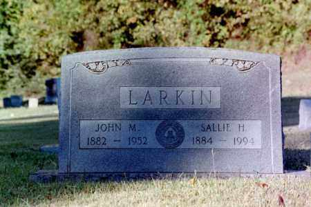 LARKIN, SALLIE H. - Phillips County, Arkansas | SALLIE H. LARKIN - Arkansas Gravestone Photos