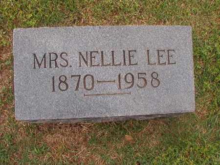 LEE, NELLIE - Phillips County, Arkansas | NELLIE LEE - Arkansas Gravestone Photos