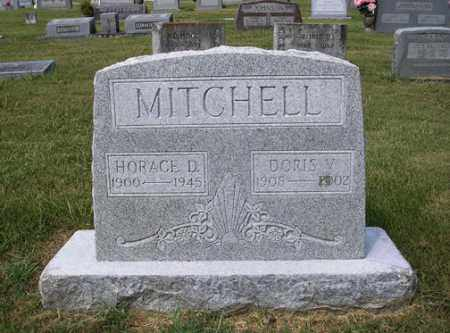 MITCHELL, HORACE D. - Phillips County, Arkansas | HORACE D. MITCHELL - Arkansas Gravestone Photos