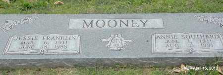 MOONEY, ANNIE - Phillips County, Arkansas | ANNIE MOONEY - Arkansas Gravestone Photos