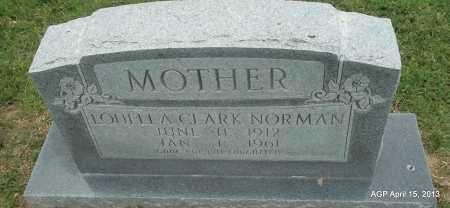 NORMAN, LOUELLA - Phillips County, Arkansas | LOUELLA NORMAN - Arkansas Gravestone Photos