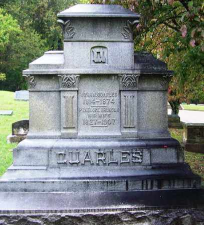QUARLES, JOHN N - Phillips County, Arkansas   JOHN N QUARLES - Arkansas Gravestone Photos