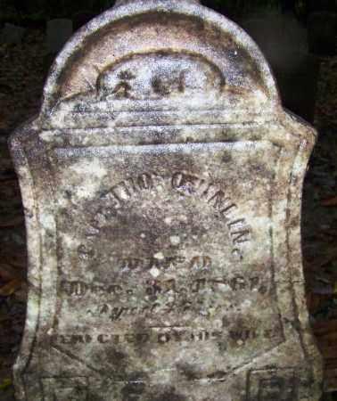 QUINLIN (VETERAN CSA), THOMAS - Phillips County, Arkansas   THOMAS QUINLIN (VETERAN CSA) - Arkansas Gravestone Photos