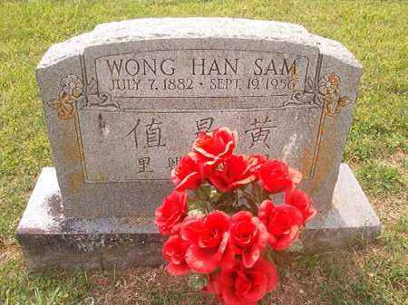 SAM, WONG HAN - Phillips County, Arkansas | WONG HAN SAM - Arkansas Gravestone Photos