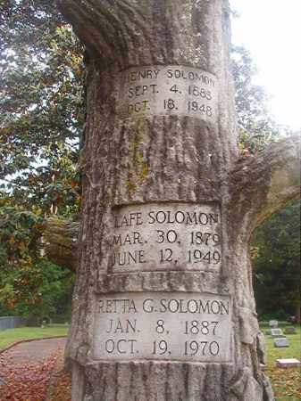 SOLOMON, RETTA G - Phillips County, Arkansas | RETTA G SOLOMON - Arkansas Gravestone Photos