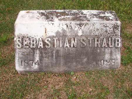 STRAUB, SEBASTIAN - Phillips County, Arkansas | SEBASTIAN STRAUB - Arkansas Gravestone Photos