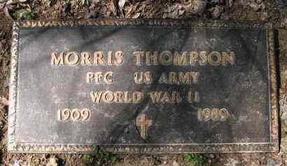 THOMPSON (VETERAN WWII), MORRIS - Phillips County, Arkansas | MORRIS THOMPSON (VETERAN WWII) - Arkansas Gravestone Photos