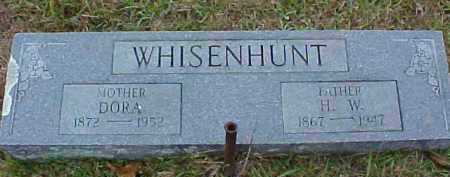 WHISENHUNT, DORA - Pike County, Arkansas | DORA WHISENHUNT - Arkansas Gravestone Photos