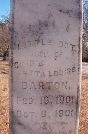 BARTON, DOT - Pike County, Arkansas | DOT BARTON - Arkansas Gravestone Photos