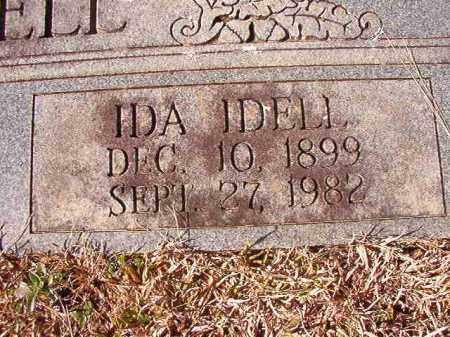 CALDWELL, IDA IDELL - Pike County, Arkansas | IDA IDELL CALDWELL - Arkansas Gravestone Photos