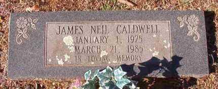 CALDWELL, JAMES NEIL - Pike County, Arkansas   JAMES NEIL CALDWELL - Arkansas Gravestone Photos
