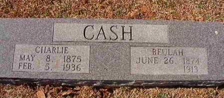 CASH, BEULAH - Pike County, Arkansas | BEULAH CASH - Arkansas Gravestone Photos
