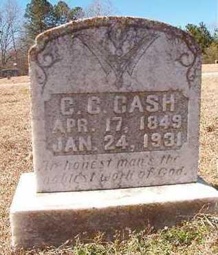 CASH  (VETERAN CSA), C C - Pike County, Arkansas | C C CASH  (VETERAN CSA) - Arkansas Gravestone Photos
