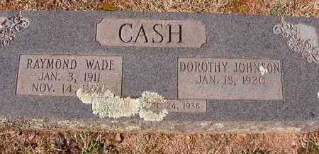 CASH, RAYMOND WADE - Pike County, Arkansas | RAYMOND WADE CASH - Arkansas Gravestone Photos