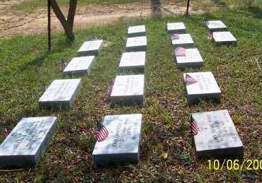*CIVIL WAR SOLDIERS SECTION,  - Pike County, Arkansas |  *CIVIL WAR SOLDIERS SECTION - Arkansas Gravestone Photos