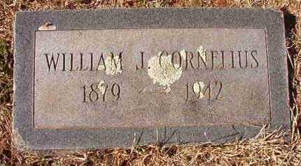 CORNELIUS, WILLIAM J - Pike County, Arkansas | WILLIAM J CORNELIUS - Arkansas Gravestone Photos