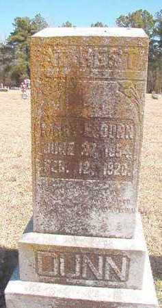 DUNN, MARY E - Pike County, Arkansas | MARY E DUNN - Arkansas Gravestone Photos