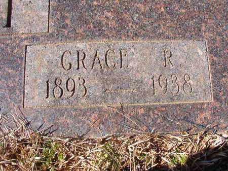 EAST, GRACE R - Pike County, Arkansas   GRACE R EAST - Arkansas Gravestone Photos