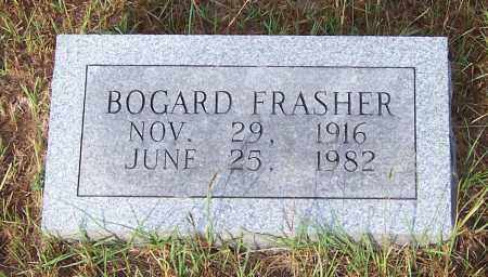 FRASHER, BOGARD - Pike County, Arkansas | BOGARD FRASHER - Arkansas Gravestone Photos