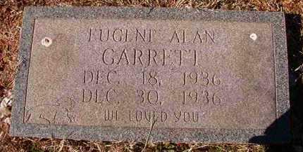 GARRETT, EUGENE ALAN - Pike County, Arkansas   EUGENE ALAN GARRETT - Arkansas Gravestone Photos