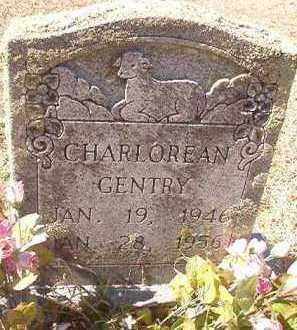 GENTRY, CHARLOREAN - Pike County, Arkansas | CHARLOREAN GENTRY - Arkansas Gravestone Photos