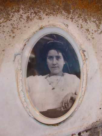 GENTRY, LOUZETTA (PHOTO) - Pike County, Arkansas | LOUZETTA (PHOTO) GENTRY - Arkansas Gravestone Photos