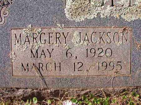 JACKSON GENTRY, MARGERY - Pike County, Arkansas   MARGERY JACKSON GENTRY - Arkansas Gravestone Photos