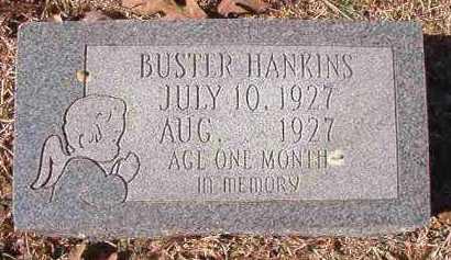 HANKINS, BUSTER - Pike County, Arkansas | BUSTER HANKINS - Arkansas Gravestone Photos
