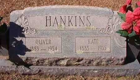 HANKINS, KATE - Pike County, Arkansas   KATE HANKINS - Arkansas Gravestone Photos