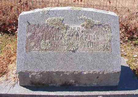 HARDIN, STEPHEN B - Pike County, Arkansas | STEPHEN B HARDIN - Arkansas Gravestone Photos