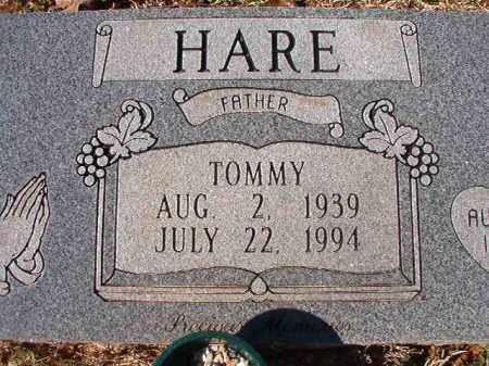 HARE, TOMMY - Pike County, Arkansas | TOMMY HARE - Arkansas Gravestone Photos