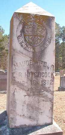 HITCHCOCK, MAUDE - Pike County, Arkansas | MAUDE HITCHCOCK - Arkansas Gravestone Photos